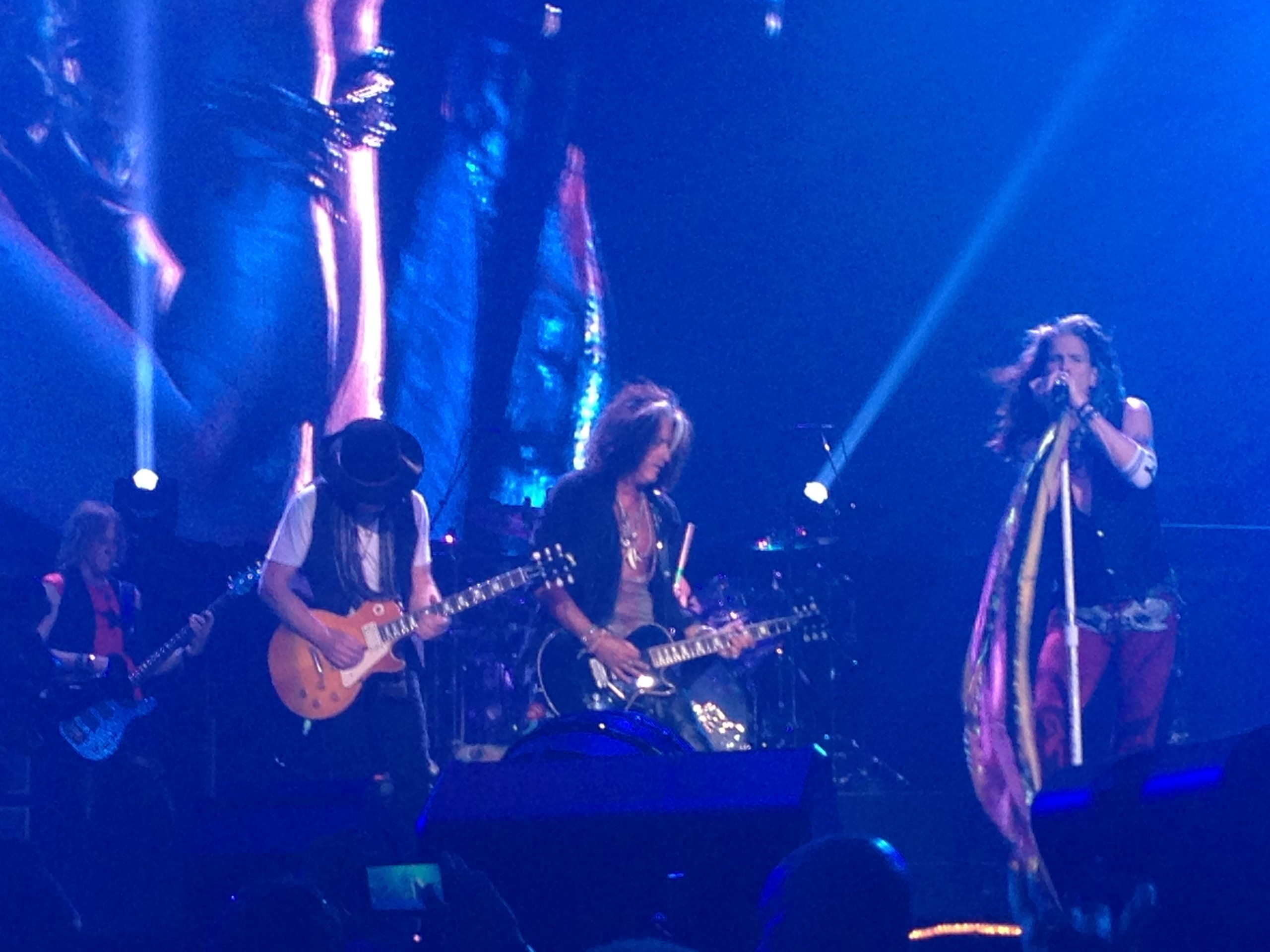 Aerosmith 2015 scaled Walk This Way For 12 Fascinating Facts About Rock Legends Aerosmith