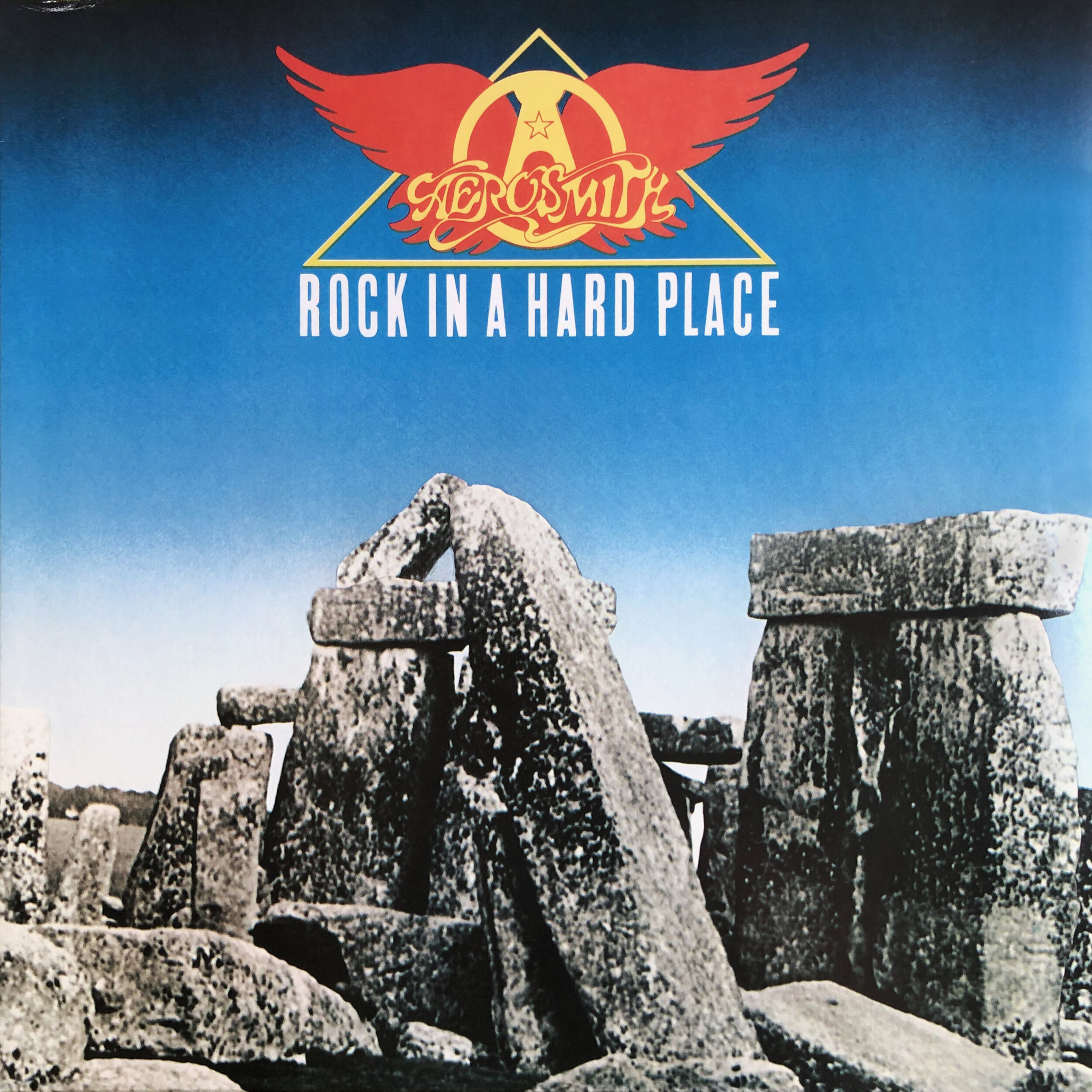 Aerosmith Rock In A Hard Place Album Cover Walk This Way For 12 Fascinating Facts About Rock Legends Aerosmith