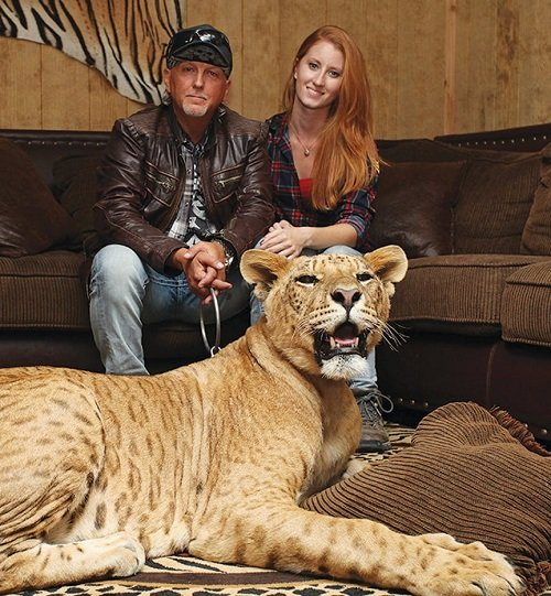 EXOTIC jeff Carole Baskin Awarded Control Of 'Tiger King' Joe Exotic's Zoo In Court Ruling