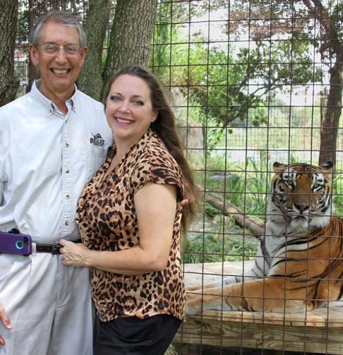 Howard Carole Baskin 2013 0884b Carole Baskin Awarded Control Of 'Tiger King' Joe Exotic's Zoo In Court Ruling