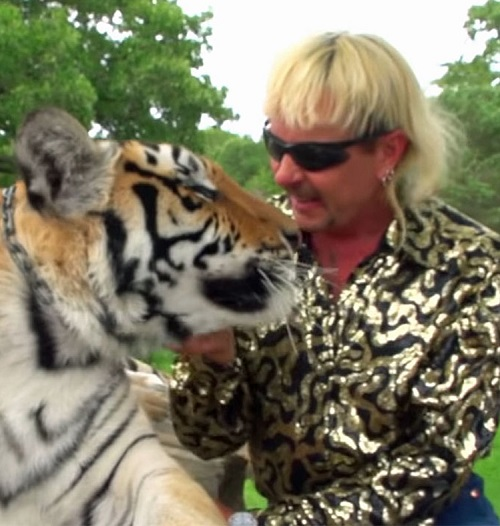 Joe Exotic Tiger King Songs Carole Baskin Awarded Control Of 'Tiger King' Joe Exotic's Zoo In Court Ruling
