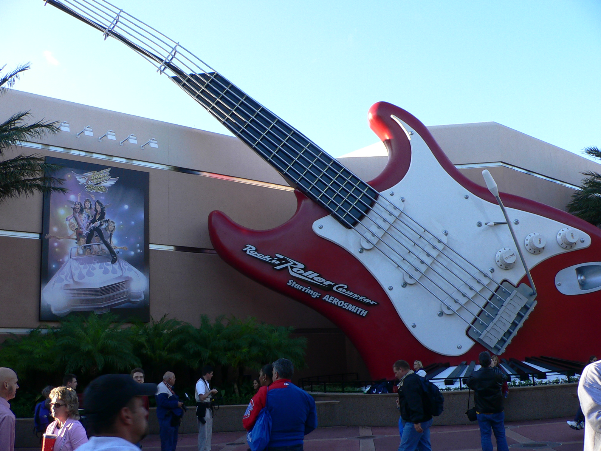 Rock n Roller Coaster Disneys Hollywood Studios Walk This Way For 12 Fascinating Facts About Rock Legends Aerosmith