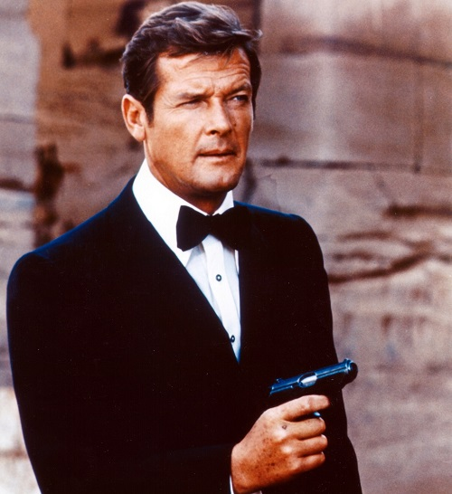 Sir Roger Moore james bond Roger Moore Was Almost Replaced As 007 In The Early 80s - Watch The Audition Tape Of The Man Who Nearly Got The Part