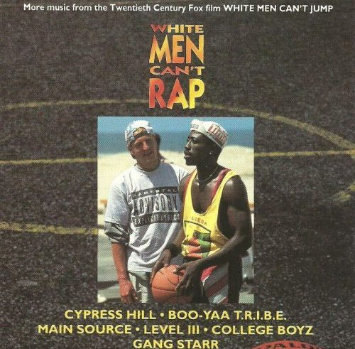White Men Can t Rap cover e1597158713388 1 e1617104739776 20 Things You Probably Didn't Know About White Men Can't Jump