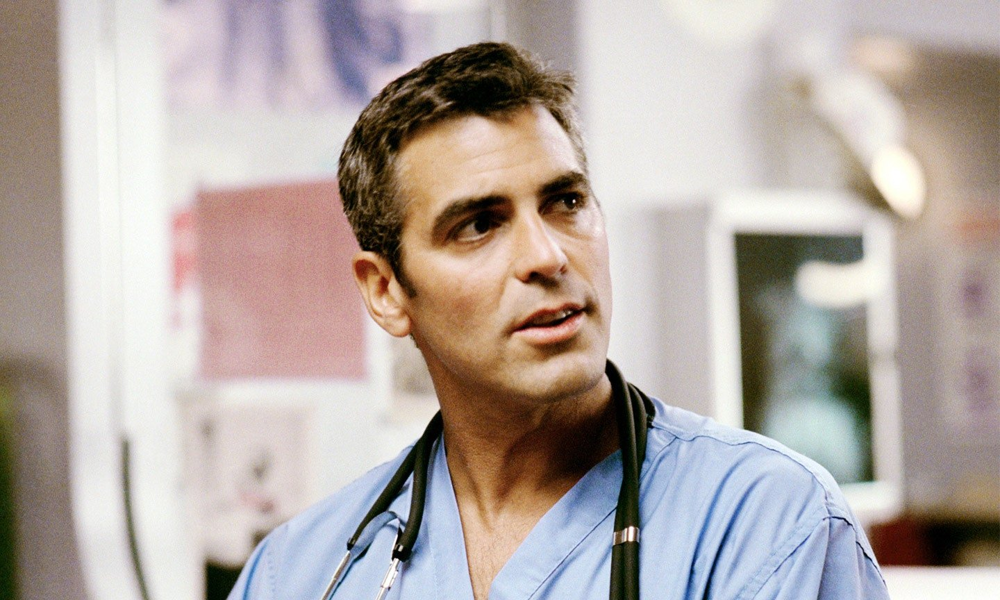george clooney er doctor 20 Things You Might Not Have Realised About ER