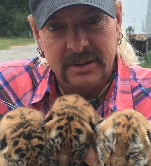 joe WF Carole Baskin Awarded Control Of 'Tiger King' Joe Exotic's Zoo In Court Ruling