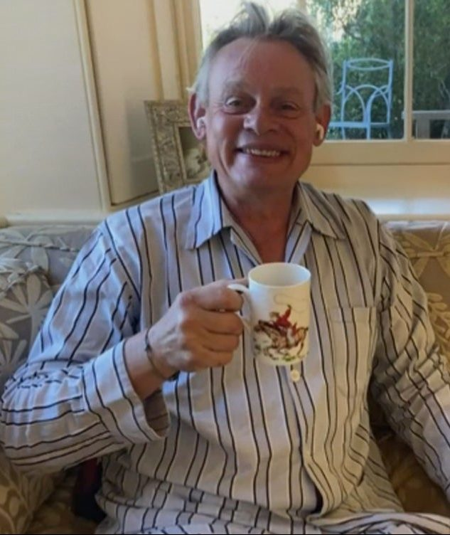 martinclunesgmb2104a e1587465877805 Martin Clunes Attempting A Record-Breaking Virtual Tea Party For Charity Today