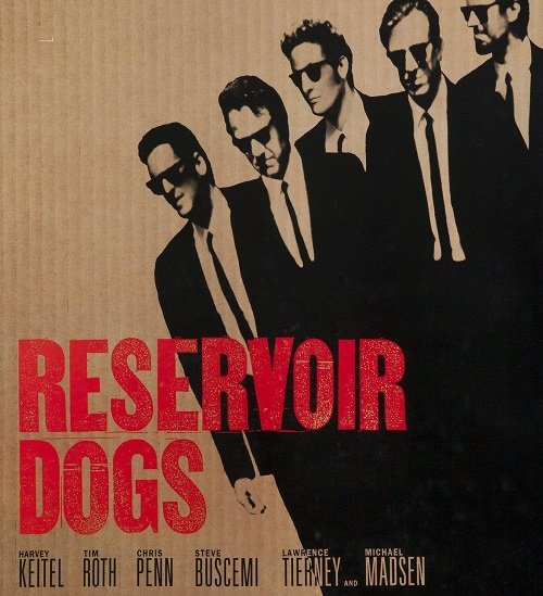 reservoir dogs vintage movie poster original 1 sheet 27x41 1495 Watch: Michael Madsen Resurrects Reservoir Dogs Character For Bizarre Stay At Home PSA