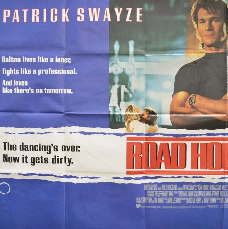 road house cinema quad movie poster 1 e1598342317813 20 Things You Might Not Have Realised About The 1989 Film Road House