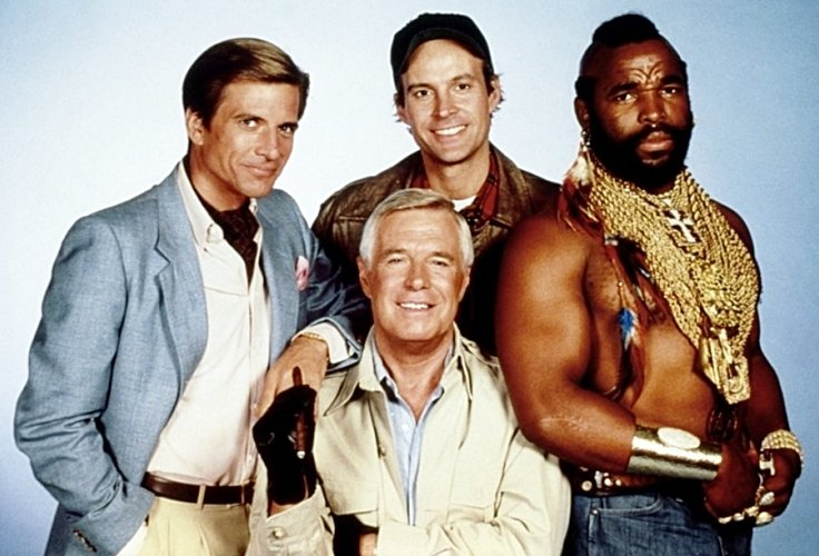 1 2 Remember Dirk Benedict From The A-Team? Here's What He Looks Like Now!