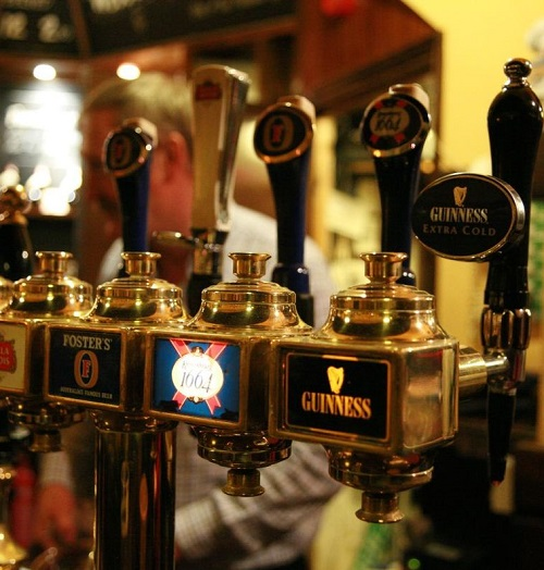 """1200px Beer taps Police Find Customers """"Hiding In Cupboards"""" During Raid On Sheffield Pub"""