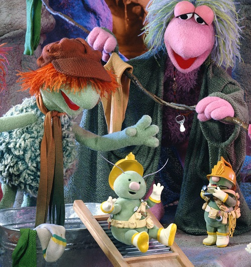 FraggleRock Jim Henson Company Is Rebooting One Of Its Best-Loved Shows