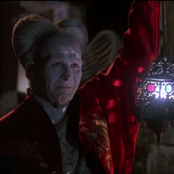 Gary Oldman Dracula 1992 e1600184266851 20 Things You Didn't Know About The Classic Film True Romance