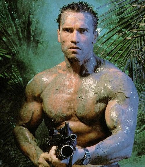 Mud promo Arnold Schwarzenegger Will Play Dutch Again In New Predator Video Game