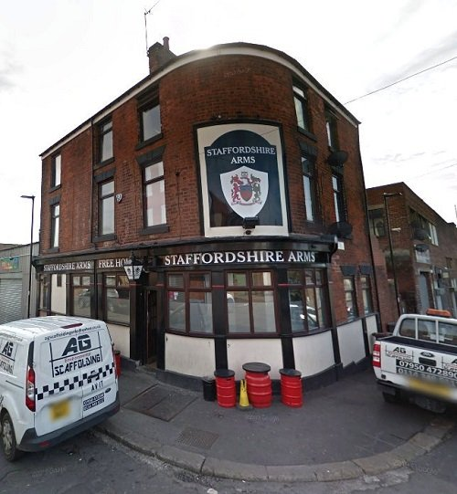"PRI 150495318 Police Find Customers ""Hiding In Cupboards"" During Raid On Sheffield Pub"