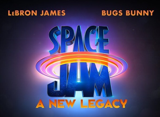 Space Jam 2 logo Watch: LeBron James Reveals Title Of Space Jam Sequel With Instagram Teaser