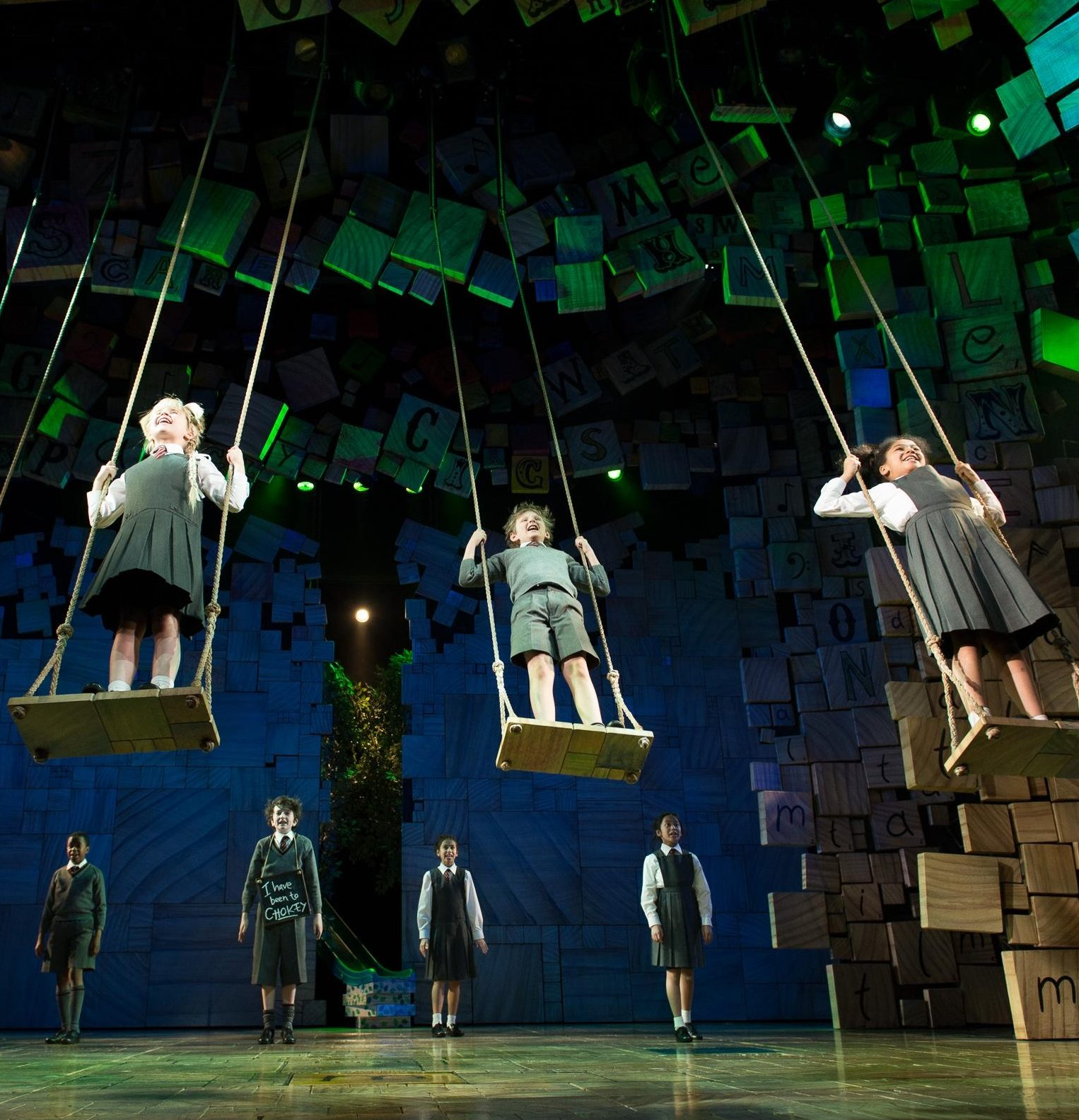 cw 3289 e1588674571464 You'll Never Guess Which Harry Potter Star Is Playing Miss Trunchbull In Netflix's Matilda Musical