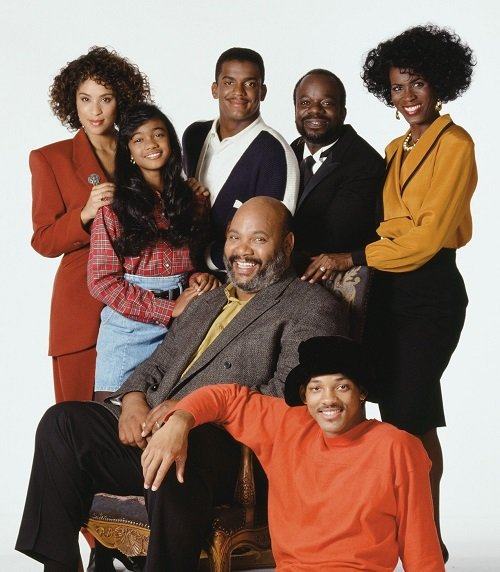 fresh prince of bel air cast 1556377900 Watch: Will Smith Hosts Fresh Prince Cast Reunion In Lockdown
