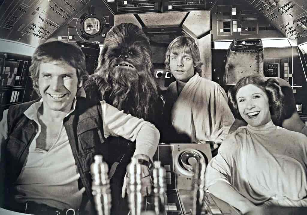 standard compressed starwars1977cc 25 Hollywood Actors Who Had An Affair With Their Co-Star