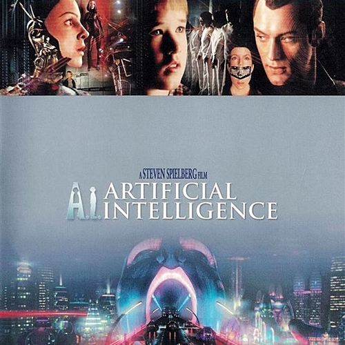 1 14 10 Futuristic Facts About Steven Spielberg's A.I. Artificial Intelligence