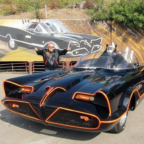4 7 Ka-Pow! It's 10 Bat-tastic Facts About The Batman TV Show!
