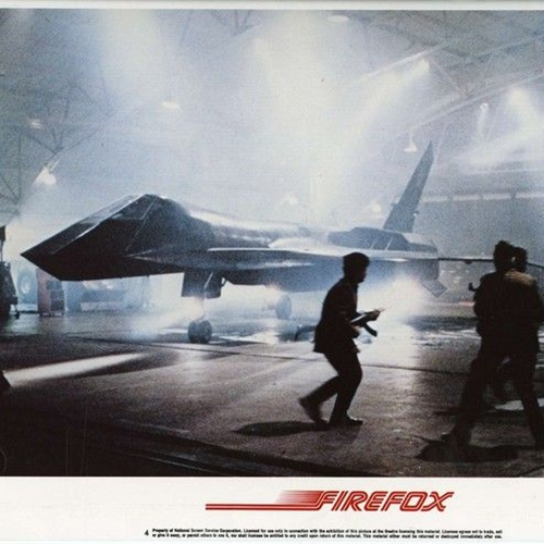 6 6 20 Things You Probably Didn't Know About Clint Eastwood's 1982 Film Firefox