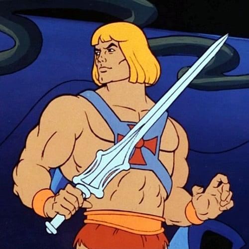 He man sword