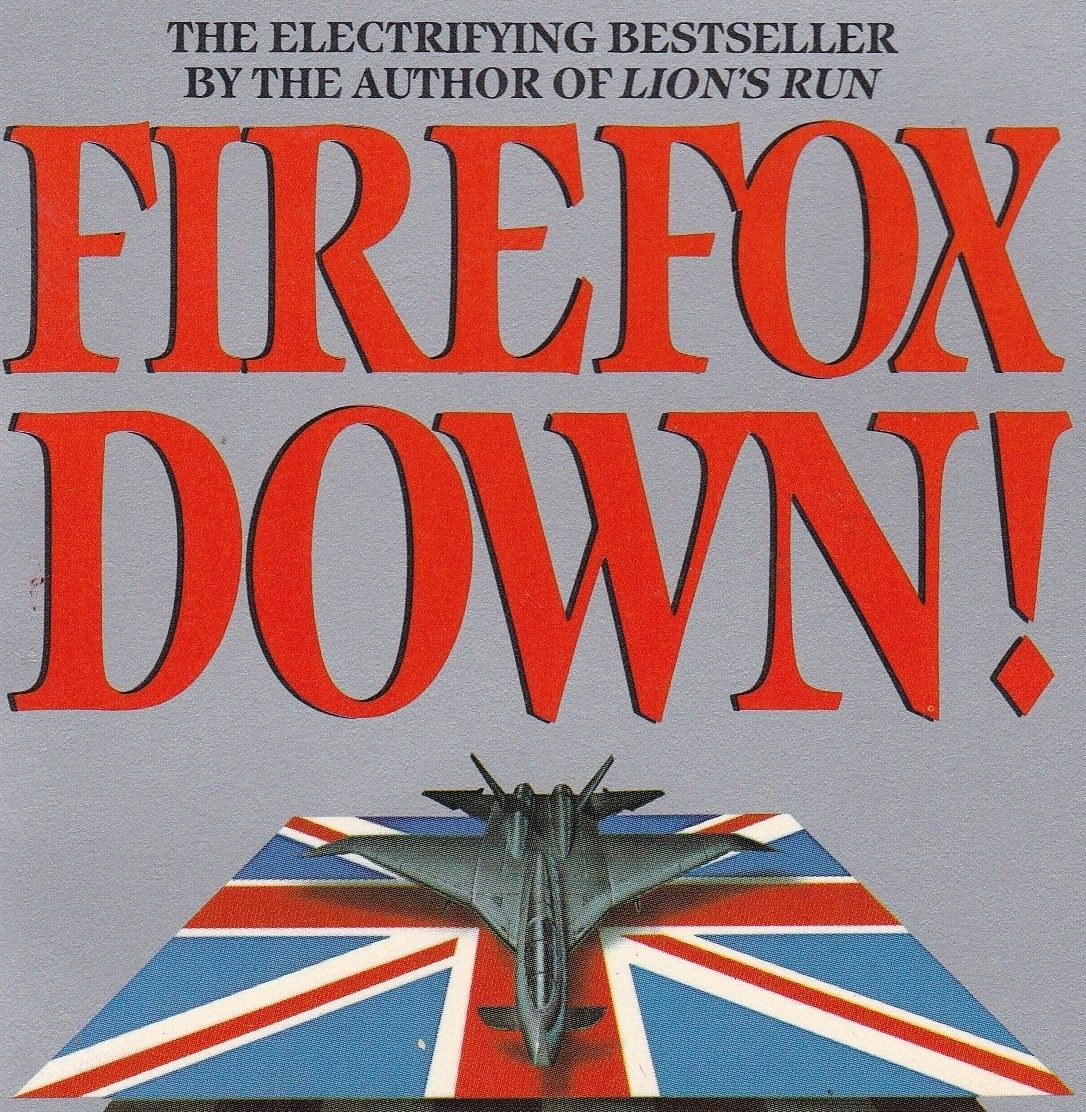 91LQevO6WqL e1598609087415 20 Things You Probably Didn't Know About Clint Eastwood's 1982 Film Firefox