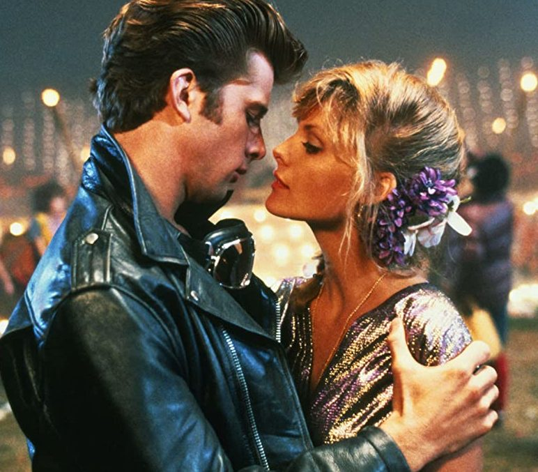 Grease2 8926700 01193. V356392329 SX1080 e1609848417218 Watch: Incredibly Non-PG Moment Spotted In Grease 2 After 40 Years