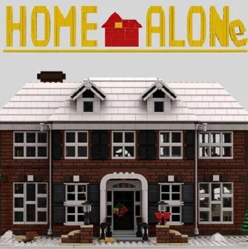 Hone Alone Legos Lego Announces New Home Alone House Set