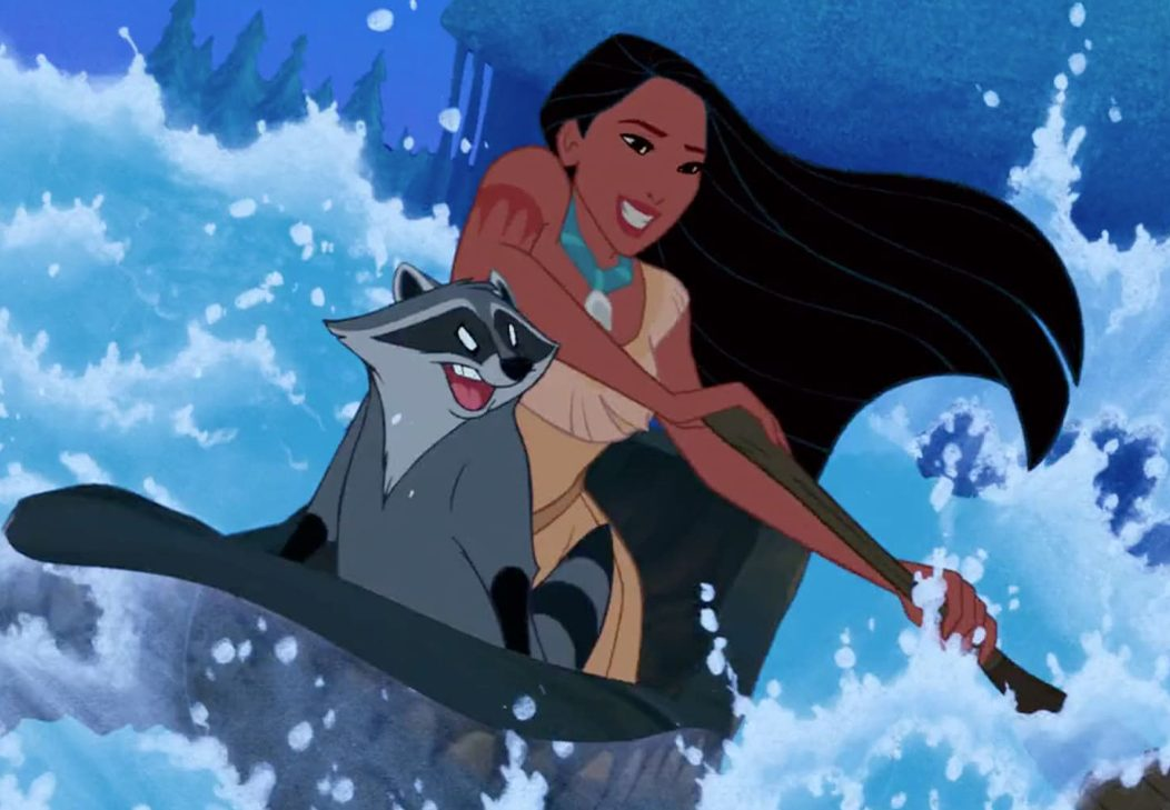 Pocahontas e1623076397673 Films 'Based On A True Story' That Completely Lied To Us