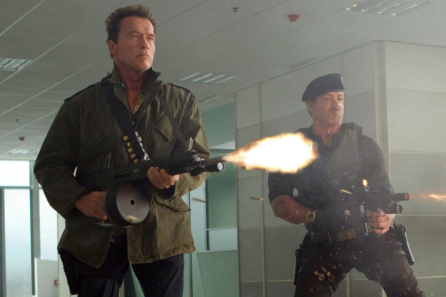 Stallone Schwarzenegger bros 20 Hollywood Actors Who Publicly Criticised Their Own Films