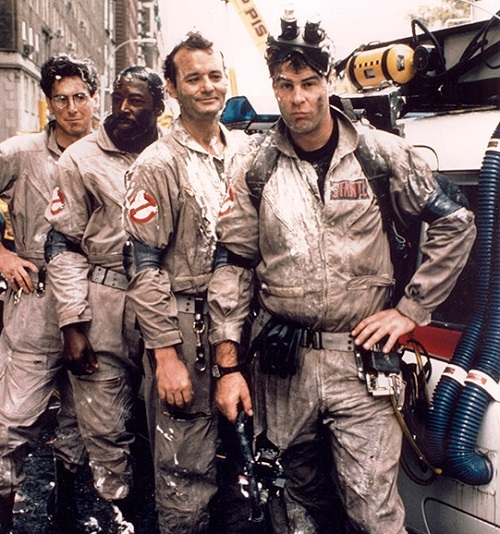 ghostbusters 04 Watch: Ghostbusters Cast Reunite And Reminisce On Zoom