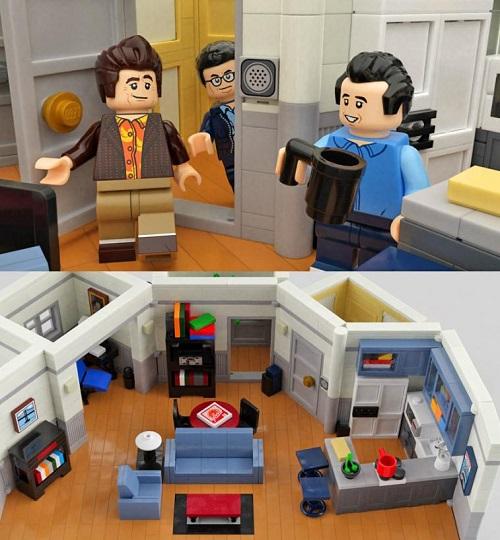seinfeld lego set 0 Lego Announces New Home Alone House Set