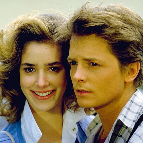 1 9 Remember Claudia Wells From Back To The Future? Here's What She Looks Like Now!