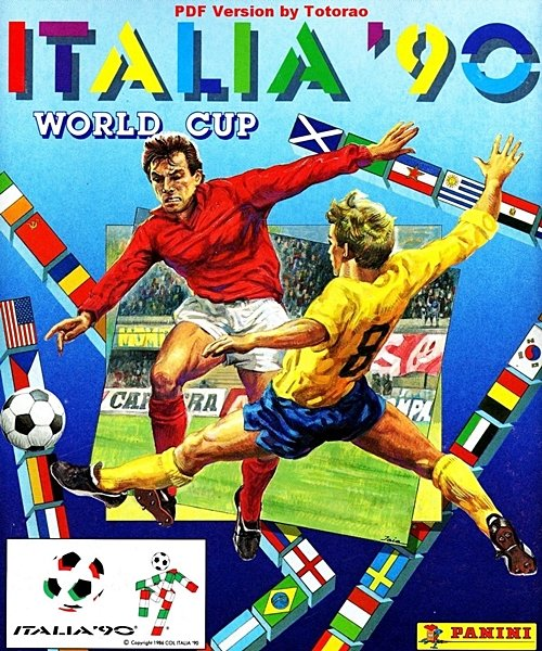 7 12 12 Panini Sticker Albums That Only 80s Kids Will Truly Appreciate