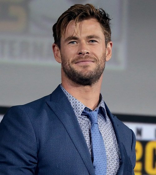 Chris Hemsworth Chris Hemsworth To Play Hulk Hogan In Movie Of Wrestler's Life From Joker Director
