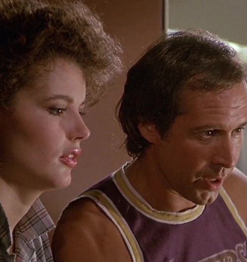 Fletch Geena Davis Chevy Chase 10 Things You Might Not Have Known About Chevy Chase's Fletch