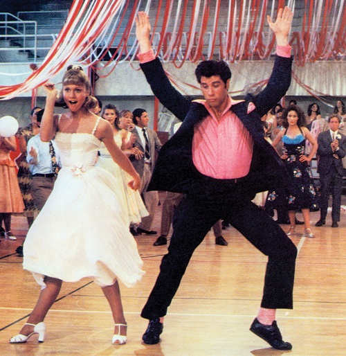 Olivia Newton John John Travolta Grease Randal Kleiser Director Signs On To Make Grease Prequel Summer Lovin'
