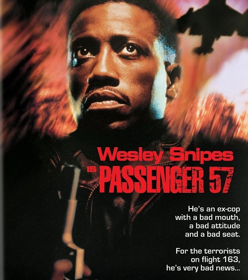 Passenger 57 1 10 Things You Probably Didn't Know About Wesley Snipes Action Hit Passenger 57