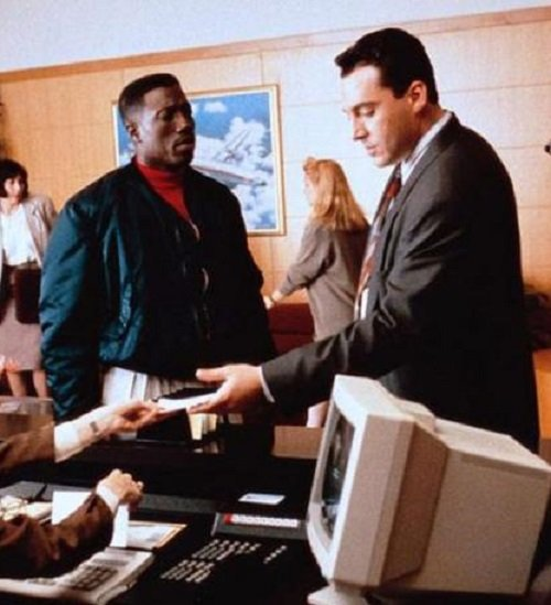 Passenger 57 Wesley Snipes Tom Sizemore 10 Things You Probably Didn't Know About Wesley Snipes Action Hit Passenger 57