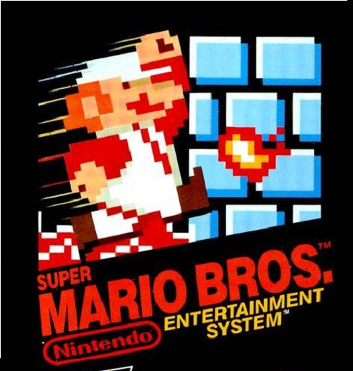 Super Mario Bros Vintage Super Mario Bros Game Fetches $114,000 At Auction