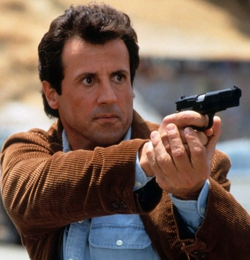 Sylvester Stallone Stop Or My Mom Will Shoot 10 Things You Probably Didn't Know About Wesley Snipes Action Hit Passenger 57