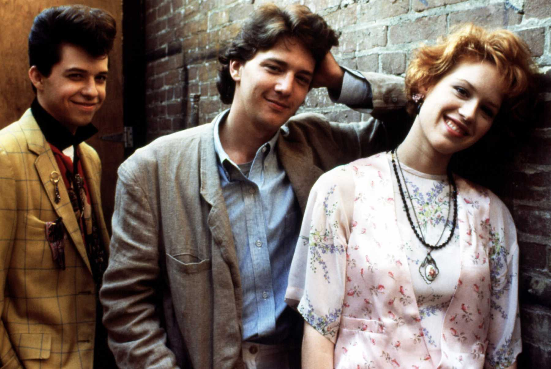 jon cryer weighs in on pretty in pink ending scene 3 lg 20 Good-Looking Facts You Probably Never Knew About Pretty In Pink