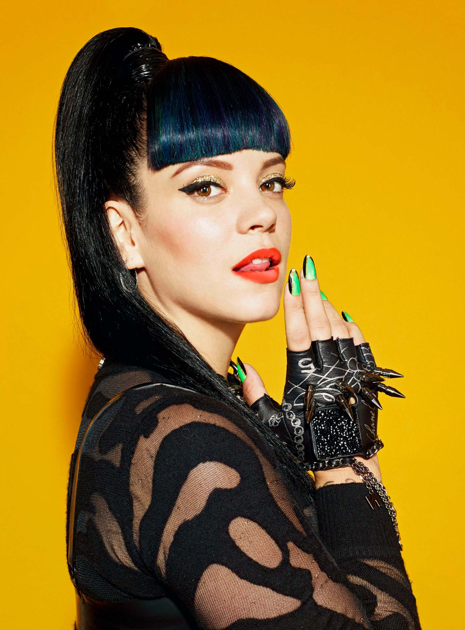 lily allen 1 20 Pairs Of Celebrities You Never Knew Were Related!