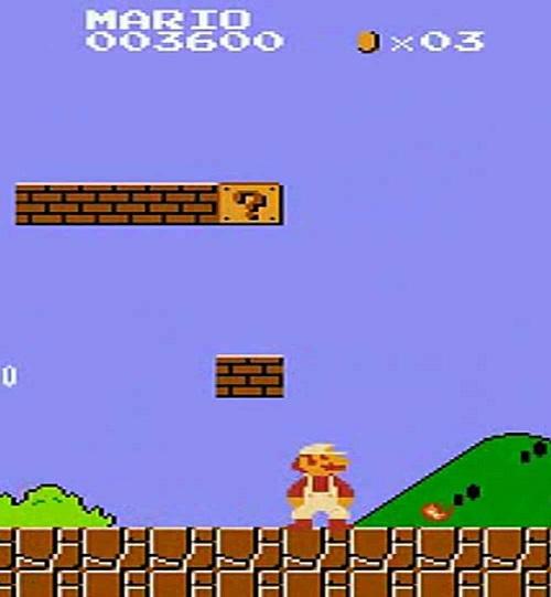 mario song Vintage Super Mario Bros Game Fetches $114,000 At Auction