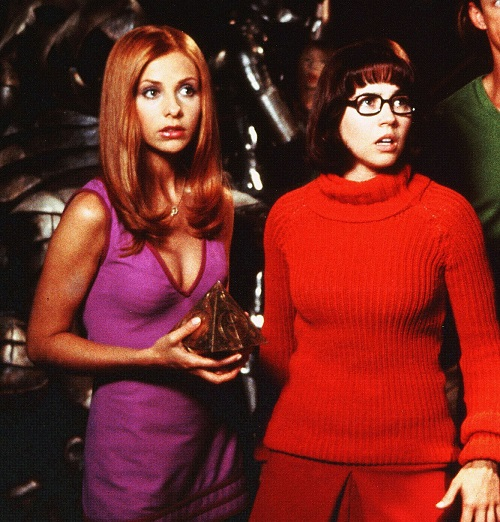 shutterstock editorial 5879177c Scooby-Doo's Velma Is A Lesbian, Say Writer And Producer