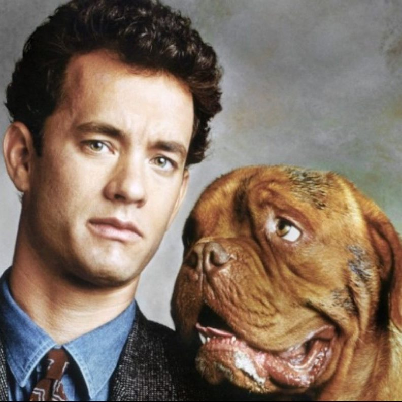 turner hooch hed e1600343553925 20 Mad Facts About 1991's What About Bob?