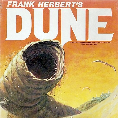 10 6 20 Things You Probably Didn't Know About The 1984 Sci-Fi Film Dune