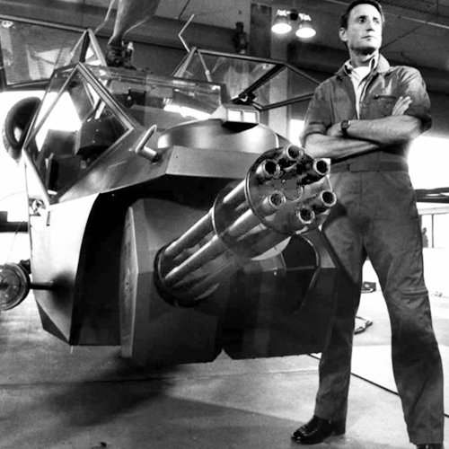 4 13 20 High-Flying Facts About 1983 Action Thriller Blue Thunder